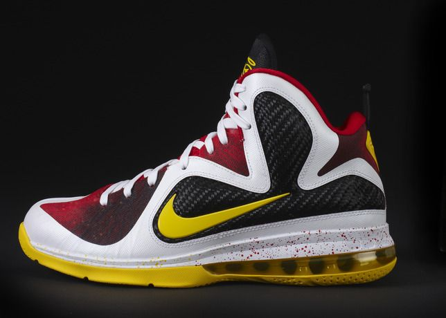 Nike named LeBron James their