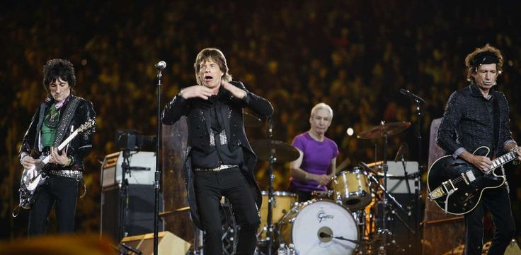 13. Super Bowl XL halftime show ‐ The Rolling Stones -  Ranking every Super Bowl halftime show ever