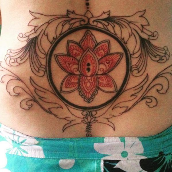255 Cute Tattoos For Girls 2019 Lovely Designs With: Best 25+ Back Tattoo Girls Ideas On Pinterest