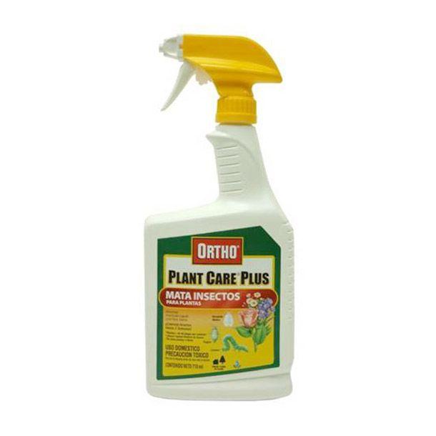 Elimina mas de 40 plagas por contacto. Control efectivo de ácaros. No daña plantas o flores. Controla insectos hasta por 2 semanas. Ideal para el control de plagas como la mosca blanca y pulgón.