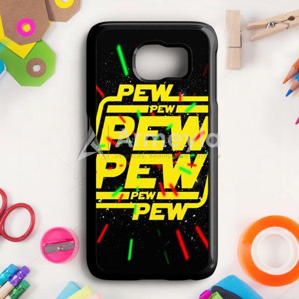 Pew Pew Pew Samsung Galaxy S6 Case | armeyla.com