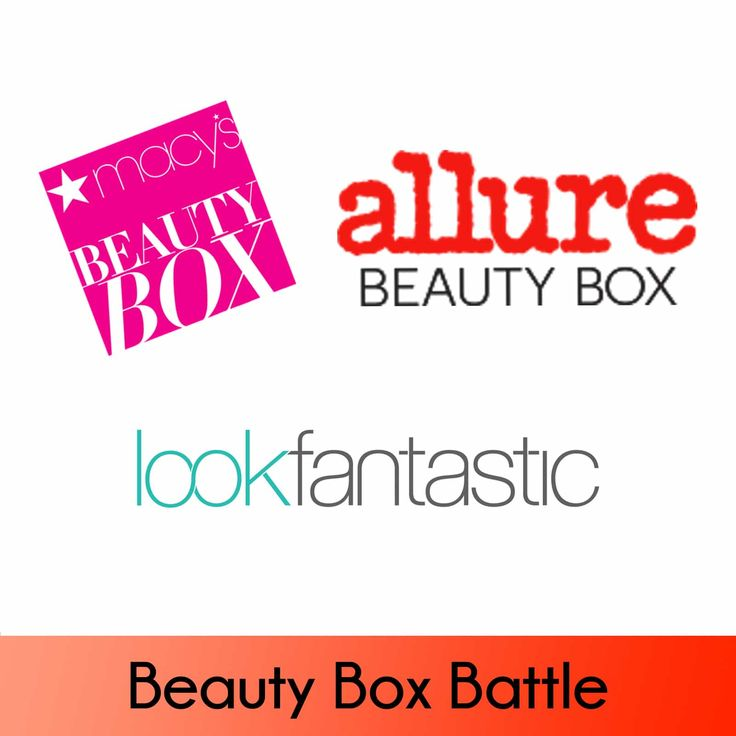 Want to compare Macy's Beauty Box, Allure Beauty Box, and Lookfantastic? Check out the October 2017 $15 beauty box showdown to see which box is right for you!   Macy's Beauty Box vs Allure Beauty Box vs Lookfantastic October 2017 Beauty Boxes! →  https://hellosubscription.com/2017/11/macys-beauty-box-vs-allure-beauty-box-vs-lookfantastic-october-2017-beauty-boxes/ #Allure #AllureBeautyBox #LookFantastic #MacysBeautyBox  #subscriptionbox