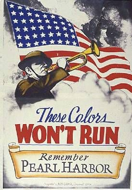 World War 2 Poster - My father's favorite  bumper sticker had that same message. For him, it was a double entendre. Before he retired, he owned a dry cleaning business.