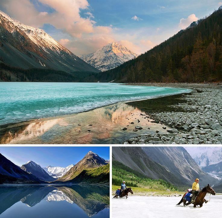 10дорог, которые откроют вам всю красоту России