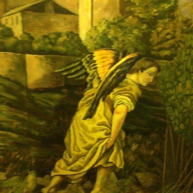 Visitare il Presepe Dipinto di Giacomo Palladino equivale ad immergersi in un'oasi di pace e tranquillità!  #minori #amalficoast #ig_amalficoast #nataleaminori #presepe #video #christmas #nativity #traditions #peace #tourism