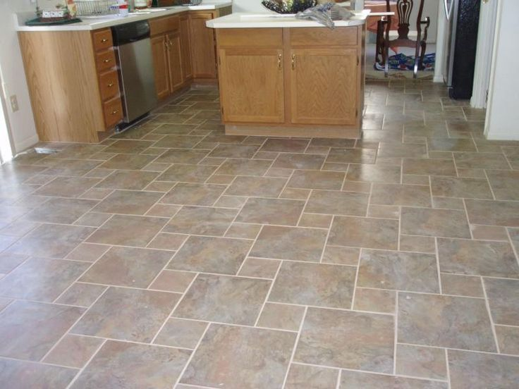 16 best Floors images on Pinterest | Flooring ideas, Kitchen ...