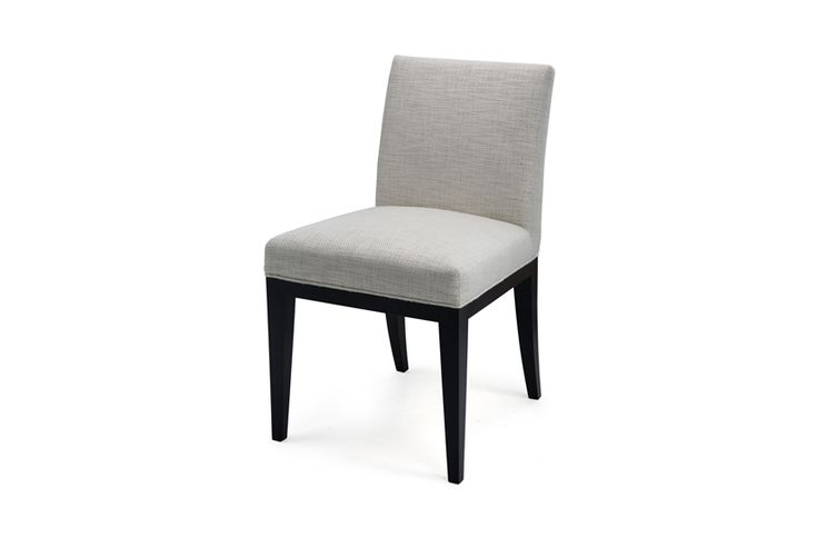 Byron is a commanding dining chair with a contemporary appeal. Its lavish padding and striking shape ensure an enjoyable sit and an elevated dining experience. The solid beech wood frames and show wood finish emanate quality and style. This chic chair sits well within both the commercial and domestic environment.