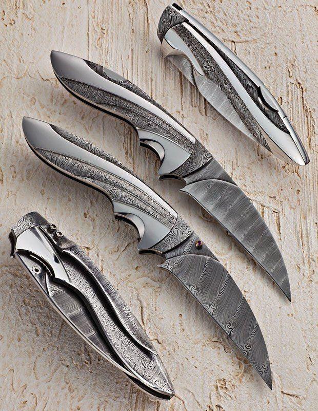 sharpen up pocket knives