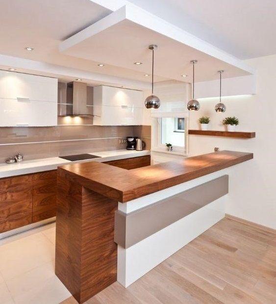 9 best cocinaS images on Pinterest   Kitchen ideas, Small kitchens ...