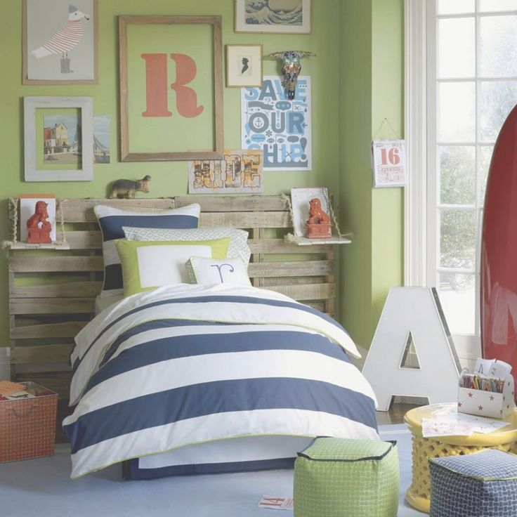 17 Best Ideas About Green Boys Bedrooms On Pinterest