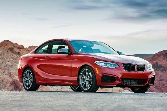 Ficha técnica do BMW 235i Coupé M 3.0 turbo com 326 cv de potência...