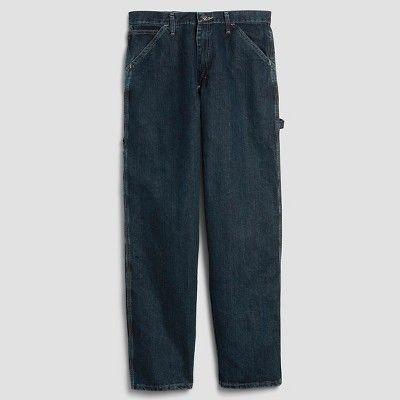 Wrangler Men's Relaxed Fit Carpenter Jeans - Quartz 34x34