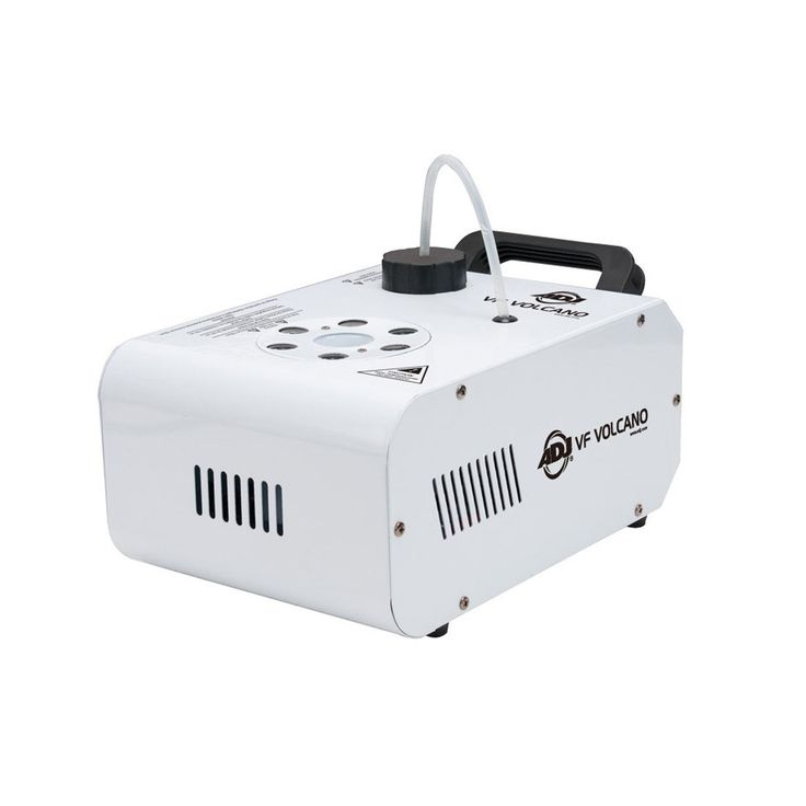 American DJ VF Volcano Vertical Fog Machine with 6 x 3-Watt LEDs