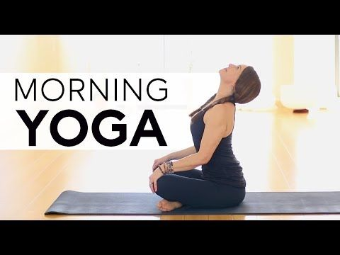 Morning Yoga Stretch (10 min Stretching Exercises
