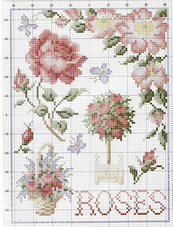 crossstitch patterns@Af's collection