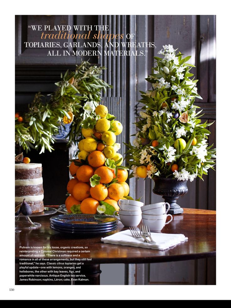Putnam Flowers Veranda Magazine