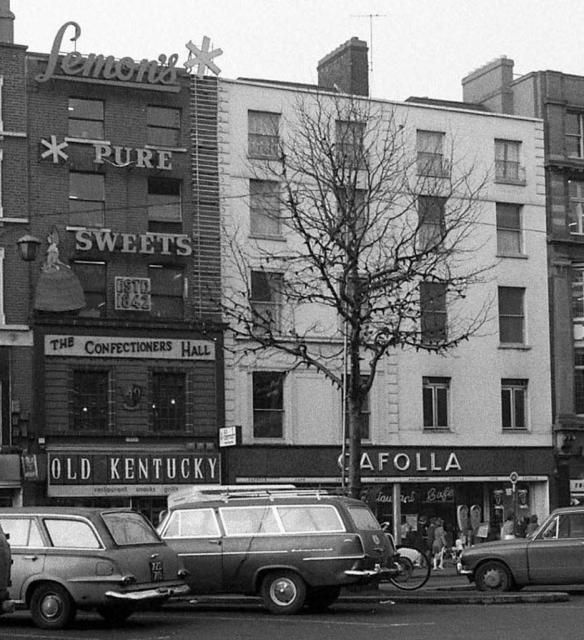 Old Kentucky, Cafolla, O'Connell Street, 1971