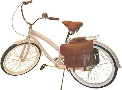 Beach Cruiser Saddle Bags OMG  My Desires  Pinterest  Saddles The O