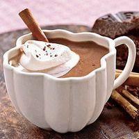 Rich Hot Chocolate - Season to Season Eating
