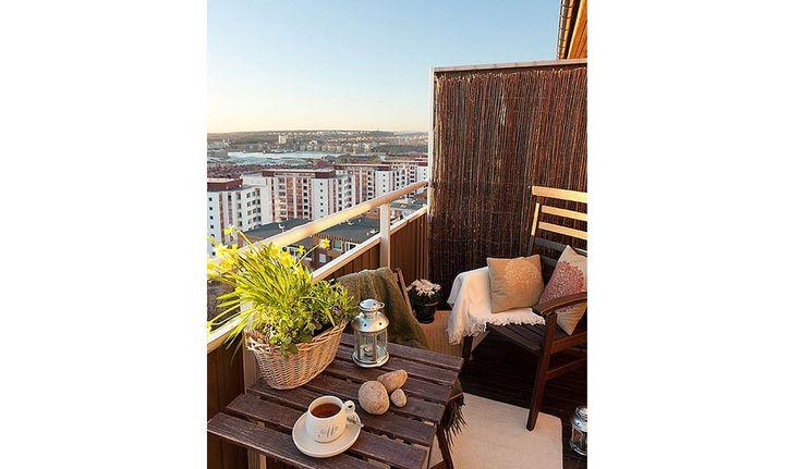 ¿Estás pensando en cambiar tu balcón para este verano? Vamos a hablar sobre algunos consejos de decoración del balcón y transformarlo en una bonita terraza.