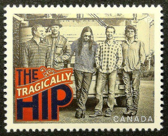 The Tragically Hip: By The Numbers | FYIMusicNews