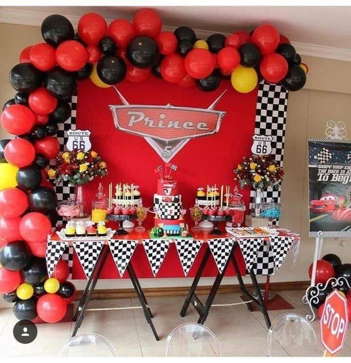 Cars Birthday Party Decorations, Cars Birthday