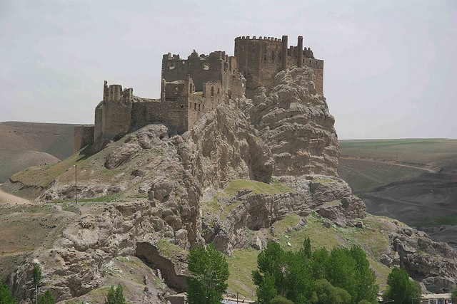 The 17th-century Kurdish castle at Hosap has a surreal and fairy-tale quality. Eastern Turkey: the Bradt Guide; www.bradtguides.com