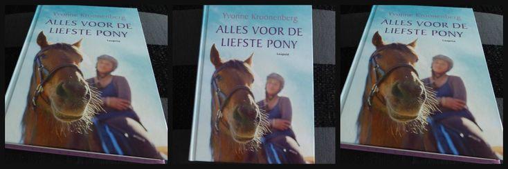 Mooi leesboek voor de echte paardenfans: Alles voor de liefste pony. Pip valt tijdens een springwedstrijd met haar pony. Komen ze er allebei weer bovenop?