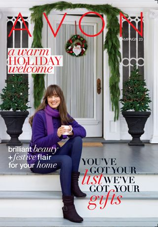 the current brochure valid until Oct 24th http://www.avon.ca/webapp/wcs/stores/servlet/VBrochureWrapperView?storeId=10651&catalogId=50016&DO=C232013_brochure&langId=11&PG=1&BP=xT05NoW0Ie0%3D