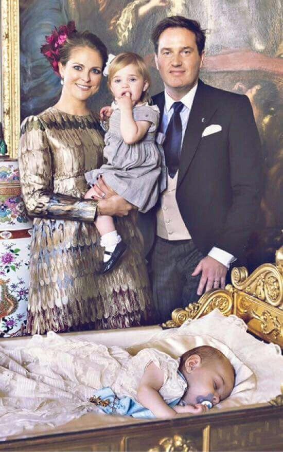 Prinzessin Madeleine von Schweden: Ihr wunderschönes Familienalbum