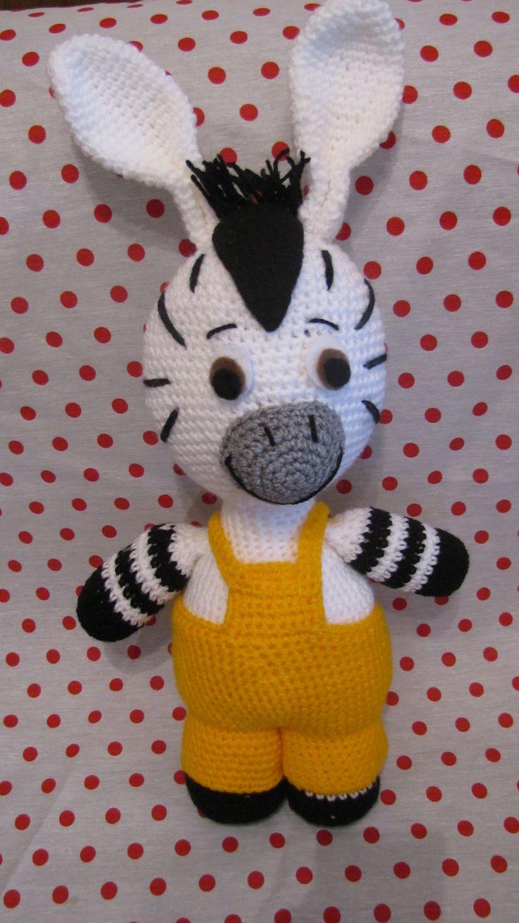 37 best zebrascrochet images on pinterest amigurumi patterns zou la cebra dt1010fo