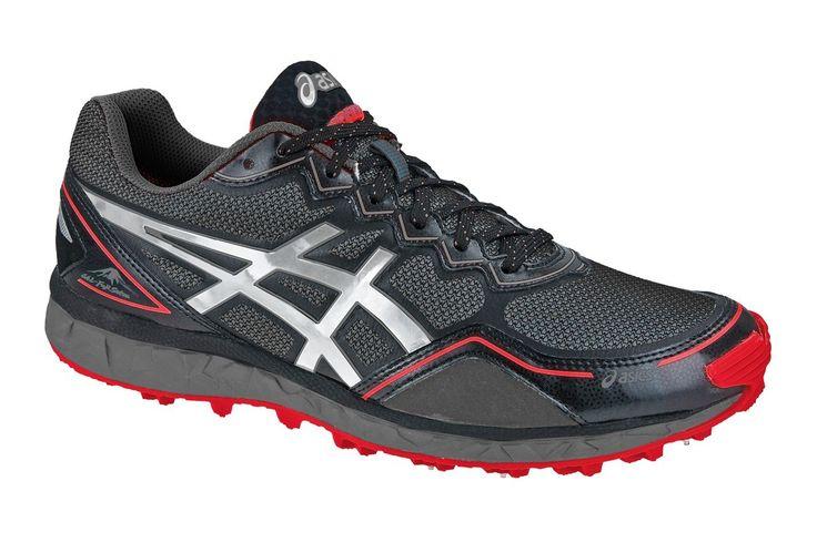 Зимние кроссовки для бега Asics Gel-Fuji Setsu GTX мужские красные