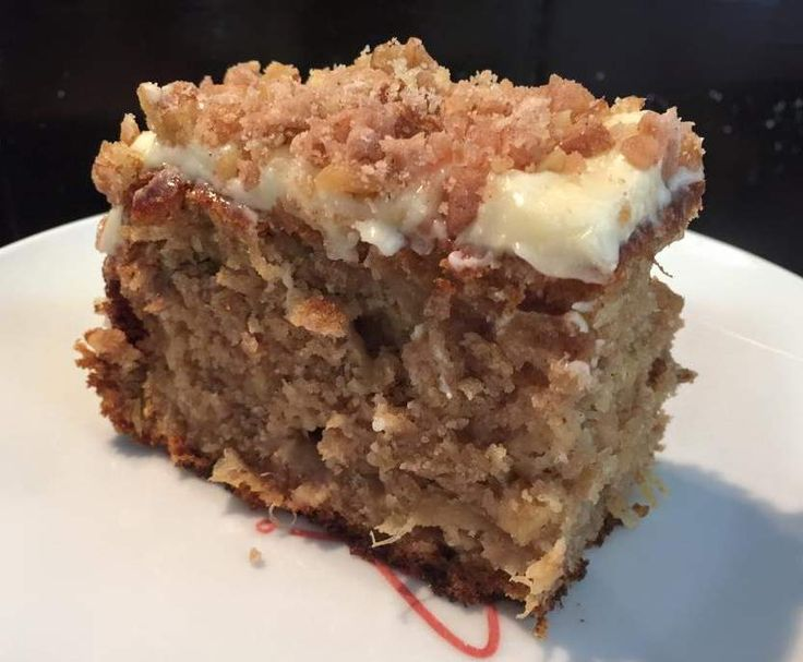 Recipe Hummingbird Cake (Deliciously Moist!) by ThermoBecca - Recipe of category Baking - sweet