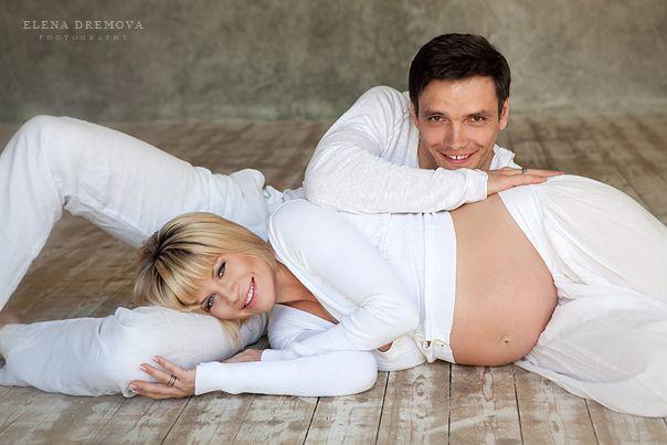 Fotografía de Embarazada con su pareja