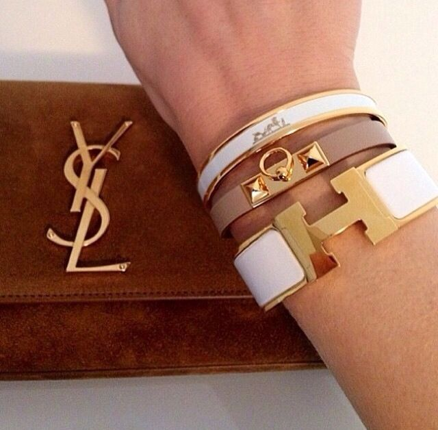 hermes bracelets i absolutely adore and must have... bracelet hermes jewelry accessories