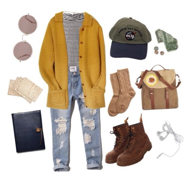 Arhtsy made this on polyvore.. fave outfit for... - This Side of Paradise | boho chic ...