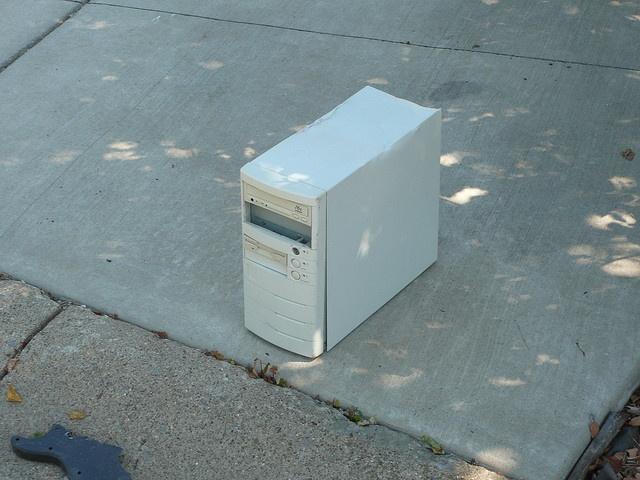 Ghetto Computer Smash