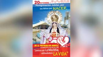 Perú: Miles de jóvenes peregrinan a santuario mariano para pedir derogación de aborto terapéutico 18/09/2014.- Este sábado 20 de septiembre miles de jóvenes y adultos peregrinarán al Santuario de Nuestra Señora de las Mercedes en Paita, en el norte del Perú, para pedir por la derogación del protocolo de aborto terapéutico aprobado por el gobierno el 27 de junio.
