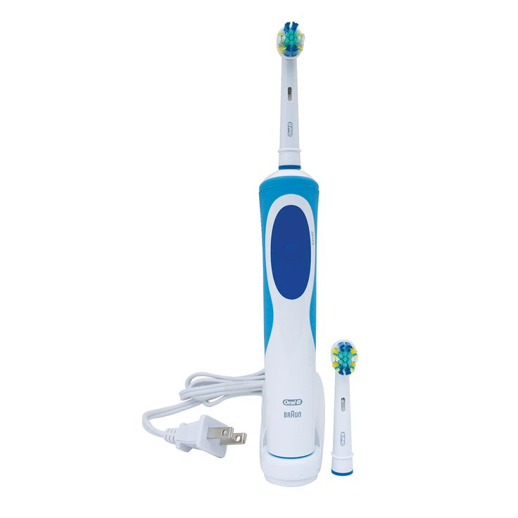 Oral-B D12523 Vitality FlossAction rechargeable toothbrush