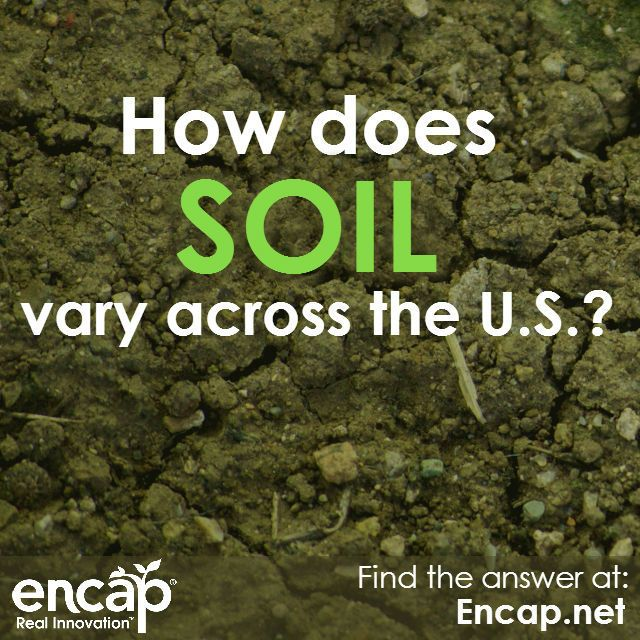 How does soil vary across the u s gardening growencap for Soil questions