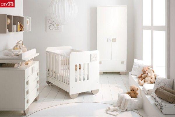 Composiciones para cuarto de beb s miele cunas muebles - Muebles dormitorio bebe ...