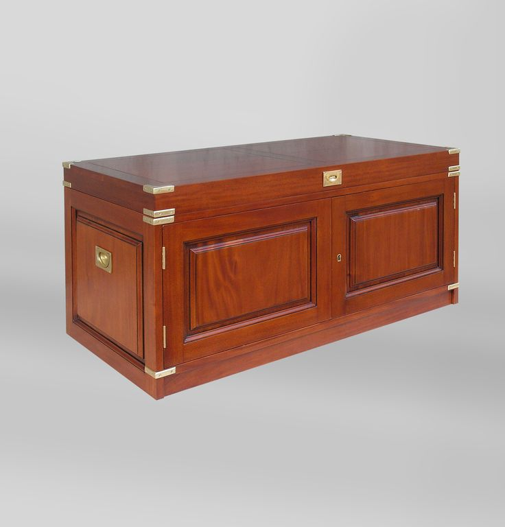 Nautical Style Chest /TV stand
