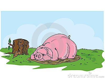 Resultado de imagem para chiqueiro de porco desenho