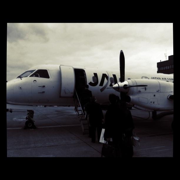 Small JAL to Tokushima