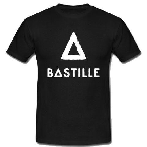 Bastille Logo T-Shirt