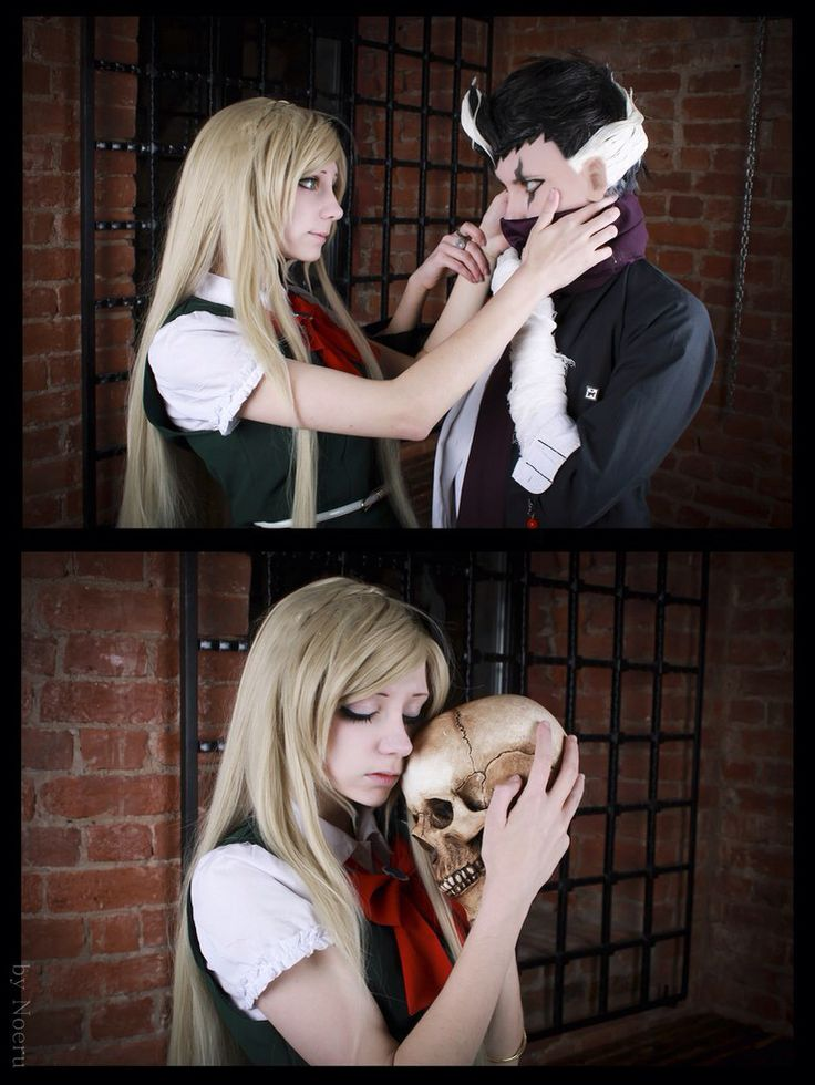 Sonia Nevermind and Gundham Tanaka SDR2 | Anime Cosplay ...