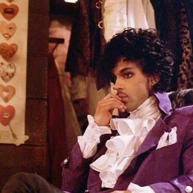 Prince.... Purple Rain 1984