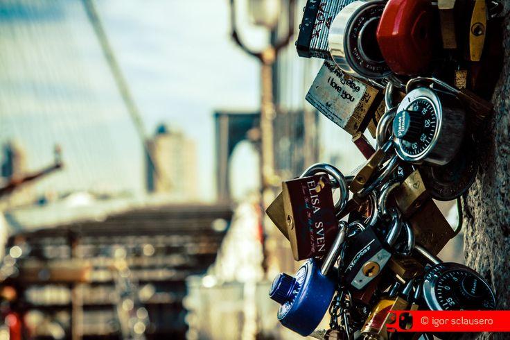 locked words  © Igor Sclausero #manhattan #newyork