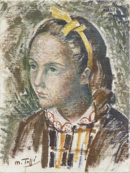 MarioTozzi (1895-1979), Fanciulla