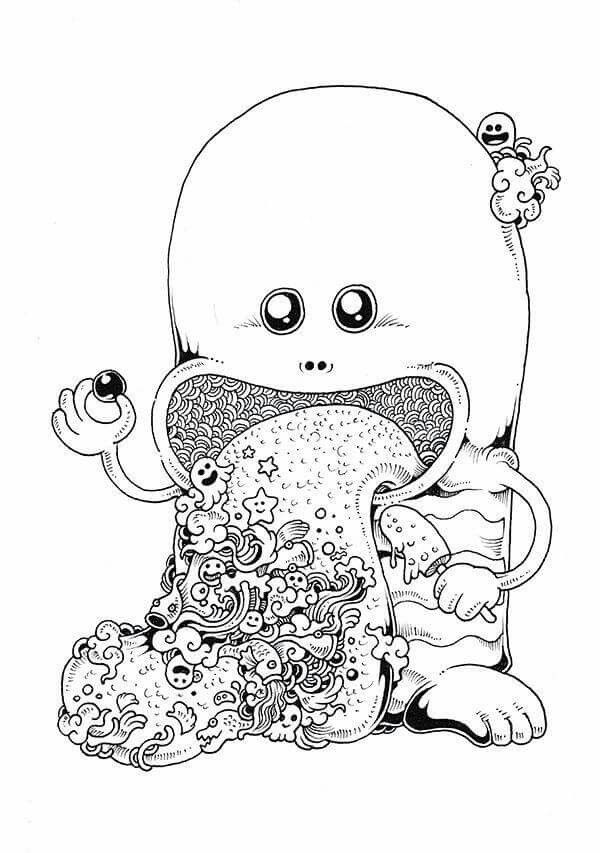 Coloring Pages For Adults Tutorial : Best craft ideas coloring stuff images on pinterest